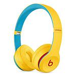 Beats Solo3 Club Yellow pas cher