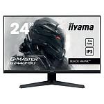 "iiyama 23.8"" LED - G-Master G2440HSU-B1 Black Hawk pas cher"