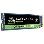 Seagate SSD BarraCuda Q5 1 To pas cher