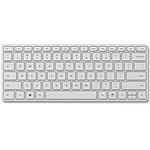 Microsoft Designer Compact Keyboard Blanc Glacier pas cher