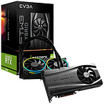 EVGA GeForce RTX 3080 FTW3 ULTRA HYBRID GAMING pas cher