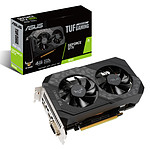 ASUS GeForce GTX 1650 TUF-GTX1650-4GD6-P-GAMING pas cher