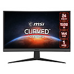 "MSI 23.6"" LED - Optix G24C6 pas cher"
