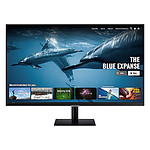 "Samsung 31.5"" LED - Smart Monitor M7 S32AM700UR pas cher"