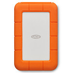 LaCie Rugged Secure USB-C (2 To) pas cher
