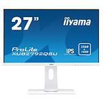 "iiyama 27"" LED - ProLite XUB2792QSU-W1 pas cher"