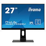 "iiyama 27"" LED - ProLite XUB2792QSU-B1 pas cher"
