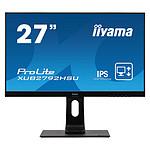"iiyama 27"" LED - ProLite XUB2792HSU-B1 pas cher"