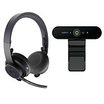Logitech Pro Personnal Video Collaboration Kit pas cher