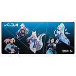 Logitech G840 XL Gaming Mouse Pad (LoL K/DA) pas cher
