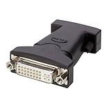 Belkin Adaptateur DVI-I (Femelle) vers VGA (Mâle) - Noir pas cher