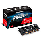 PowerColor Fighter AMD Radeon RX 6700 XT 12GB GDDR6 pas cher