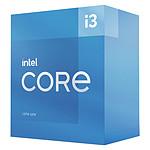 Intel Core i3-10105 (3.7 GHz / 4.4 GHz) pas cher