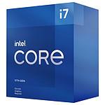 Intel Core i7-11700F (2.5 GHz / 4.9 GHz) pas cher