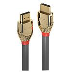 Lindy Gold Line HDMI 2.1 Ultra 10K (1 m) pas cher