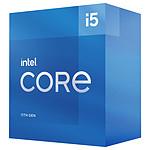 Intel Core i5-11600 (2.8 GHz / 4.8 GHz) pas cher