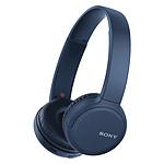 Sony WH-CH510 Bleu pas cher