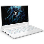 MSI Stealth 15M A11SDK-079FR White Station pas cher