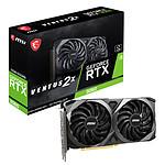 MSI GeForce RTX 3060 VENTUS 2X 12G pas cher