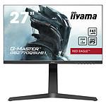 "iiyama 27"" LED - G-Master GB2770QSU-B1 Red Eagle pas cher"