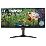 "LG 34"" LED - UltraWide 34WP65G pas cher"