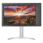 "LG 27"" LED 27UP850-W pas cher"
