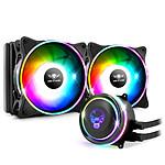 Spirit of Gamer LiquidForce 240 mm ARGB pas cher