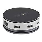 StarTech.com Mini Dock USB 3.0 Type-C avec affichages 4K 60 Hz HDMI/DisplayPort/VGA pas cher