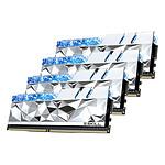 G.Skill Trident Z Royal Elite 64 Go (4 x 16 Go) DDR4 4266 MHz CL19 - Argent pas cher