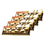 G.Skill Trident Z Royal Elite 64 Go (4 x 16 Go) DDR4 4266 MHz CL19 - Or pas cher
