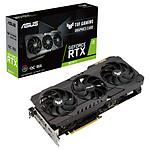 ASUS TUF GeForce RTX 3070 Ti O8G GAMING pas cher