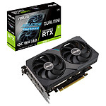 ASUS GeForce RTX Dual 3060 Ti O8G Mini V2 (LHR) pas cher