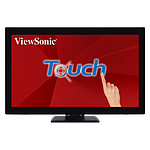 """ViewSonic 27"""" LED Tactile - TD2760 pas cher"""