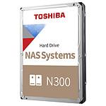 Toshiba N300 8 To (HDWG480EZSTA) pas cher