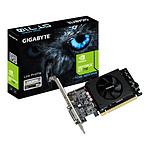 Gigabyte GeForce GT 710 GV-N710D5-1GL (rev. 2.0) pas cher
