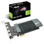 ASUS GeForce GT710-4H-SL-2GD5 pas cher