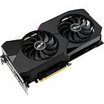 ASUS GeForce RTX Dual 3060 Ti O8G V2 (LHR) pas cher