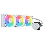 Cooler Master MasterLiquid ML360L V2 ARGB White Edition pas cher