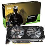 KFA2 GeForce GTX 1660 Ti (1-Click OC) pas cher
