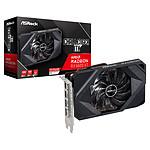 ASRock AMD Radeon RX 6600 XT Challenger ITX 8GB pas cher