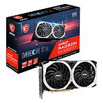 MSI Radeon RX 6600 XT MECH 2X 8G OC pas cher