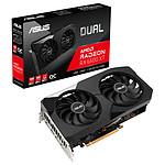ASUS Radeon RX 6600 XT DUAL 8G OC pas cher