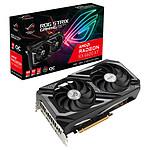 ASUS Radeon ROG STRIX RX 6600 XT O8G GAMING pas cher