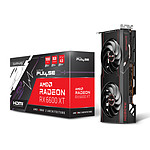 Sapphire PULSE Radeon RX 6600 XT 8GB pas cher