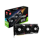 MSI GeForce RTX 3060 GAMING Z TRIO 12G (LHR) pas cher