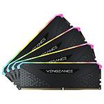 Corsair Vengeance RGB RS 128 Go (4 x 32 Go) DDR4 3200 MHz CL16 pas cher