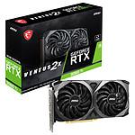 MSI GeForce RTX 3060 Ti VENTUS 2X 8G V1 LHR pas cher