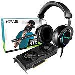 KFA2 GeForce RTX 3060 (1-Click OC) LHR + KFA2 Gaming Sonar 01 pas cher