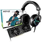 KFA2 GeForce 3060 Ti (1-Click OC) LHR + KFA2 Gaming Sonar 01 pas cher