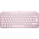 Logitech MX Keys Mini (Rose) pas cher